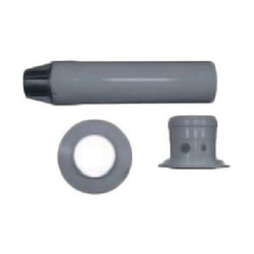 Bosch AZ 395 Ø60/100 L=1500 мм + адаптер