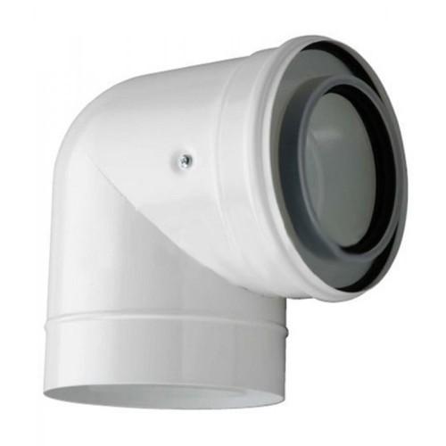 Bosch AZВ 607/1 Ø80/125 90°