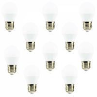 Комплект лампочек Biom LED матовая (10 ШТУК)