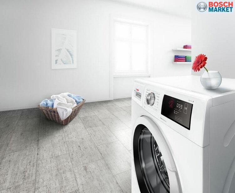 покупка стиральной машины Бош